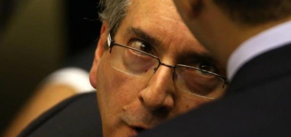 Eduardo Cunha (Foto: Jorge William / O Globo)