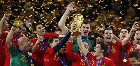 España, campeona del mundo y tricampeona de Europa