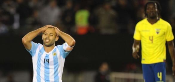 Histórico triunfo de Ecuador ante Argentina