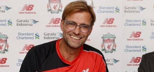 L'arrivée de Klopp à Liverpool.