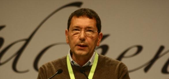 L'ex sindaco di Roma, Ignazio Marino