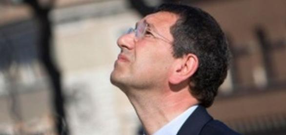 Le dimissioni di Ignazio Marino.