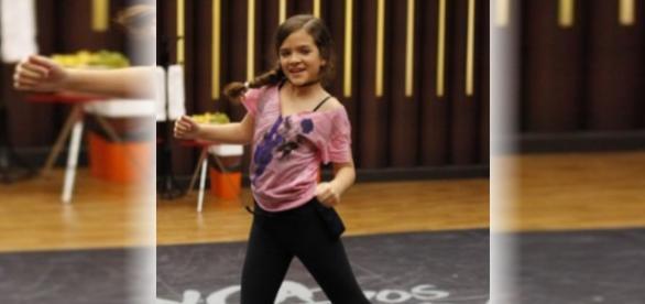 Mel Maia é a grande vencedora do 'Dancinha'
