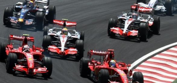Programmi TV: Gran Premio di Russia