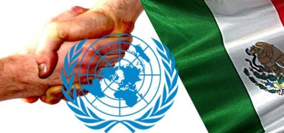 Visita del Alto Comisionado de la ONU a México