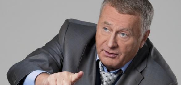 Władimir Żyrinowski - lider rosyjskiej partii LDPR