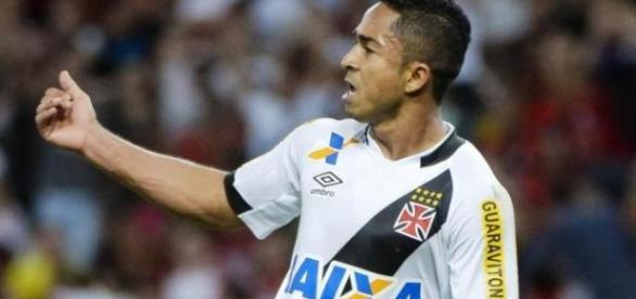 Jorge Henrique jogador do Vasco