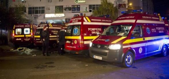 La tragedia golpeó a ciudad de Bucarest