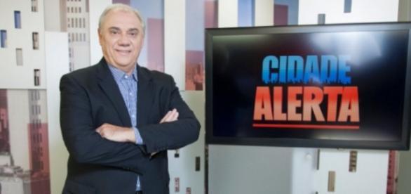 Marcelo Rezende não sabe que perderá uma hora