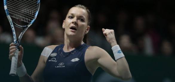 Numer 1 WTA Finals - Agnieszka Radwańska