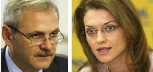 Liderii celor două partide mari