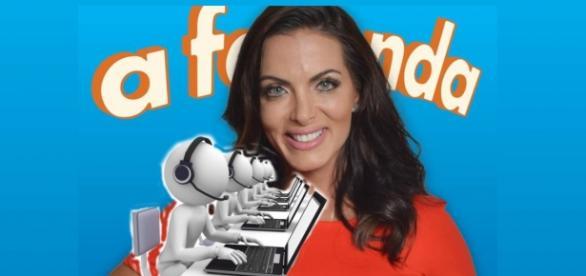Mara acusa Carla Prata de pagar call center