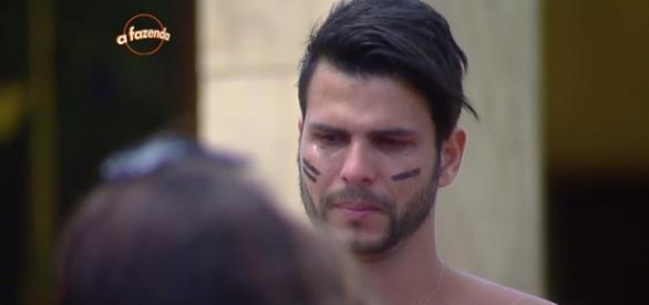 Marcelo Bimbi não aguenta a Pressão e ofendeu Mara