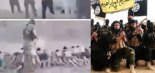 Masacru în masă a 200 de copii executaţi de ISIS