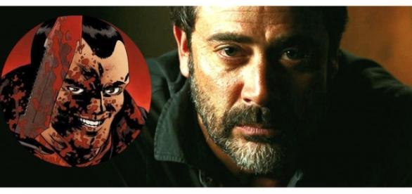 Negan, novo vilão de The Walking Dead