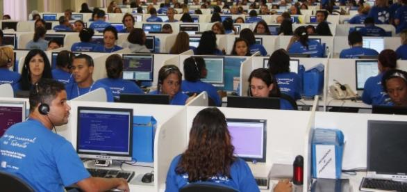 Novas oportunidades de emprego como telemarketing