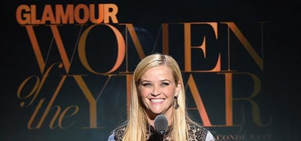 Reese Witherspoon no evento 'Mulheres do Ano'