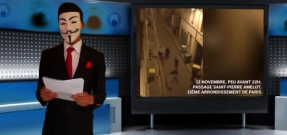Anonymous declara la guerra al ISIS.