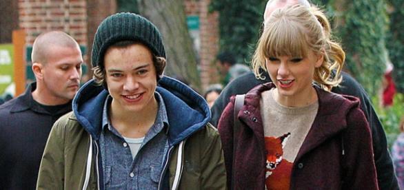 Harry Styles escreveu a pensar em Taylor Swift.
