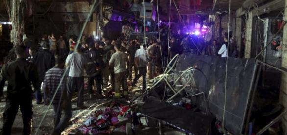 Atentado en Beirut deja 40 muertos y 181 heridos