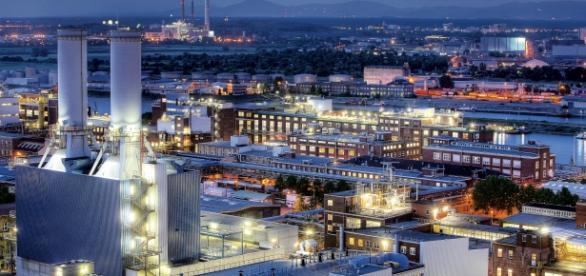 BASF, maior empresa química mundial