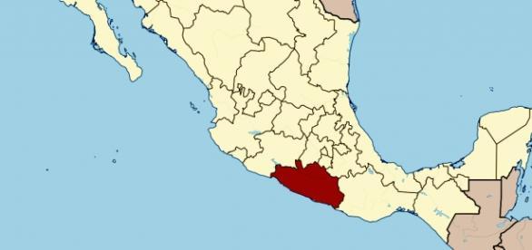Guerrero, el estado más violento de México.