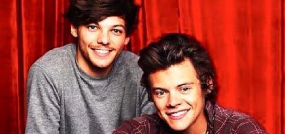 Harry Styles und Louis Tomlinson