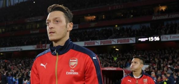 Mesut Özil ist der Superstar bei Arsenal London