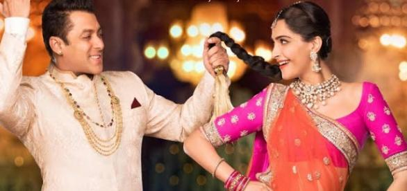 Salman-Sonam's heart-warming affair