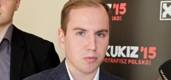 Adam Andruszkiewicz (Kukiz'15).