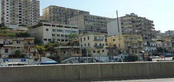 Beirut, the capital of Lebanon