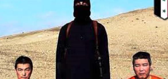 Dżihadysta gotowy zabić zakładników