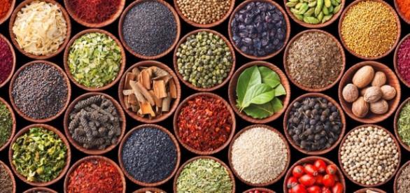 Especias para preparar excelentes recetas