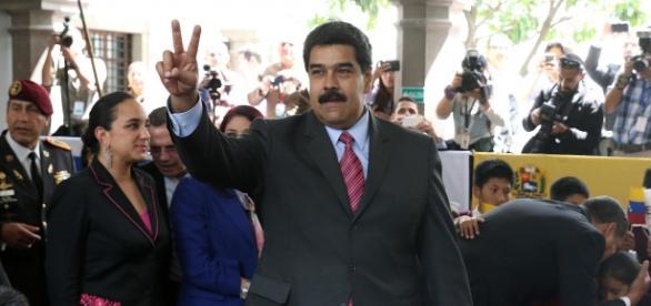 Nicolas Maduro. Flickr Agencia de Noticias ANDES.