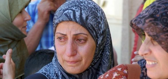 Reacciones a los atentados en Beirut (Líbano).