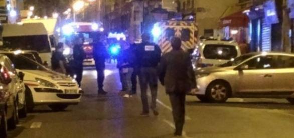 Terror e morte na noite de Paris