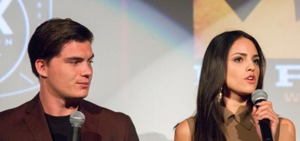 """Zane Holtz und Eiza Gonzalez """"From Dusk till Dawn"""""""