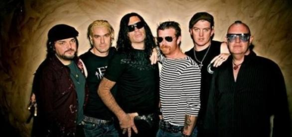 Banda de rock fazia apresentação na hora do ataque