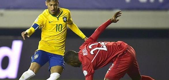 Brasil e Peru se enfrentam em Salvador