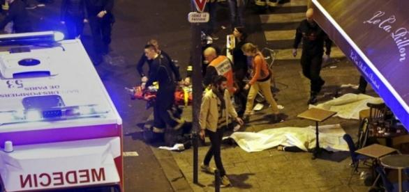 Brasileiros estão entre as vítimas de atentado