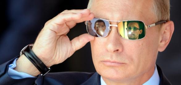 El Presidente de Rusia Valdimir Putin