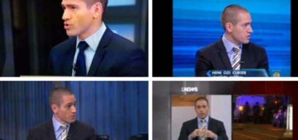 Especialista dá entrevista em cinco programas