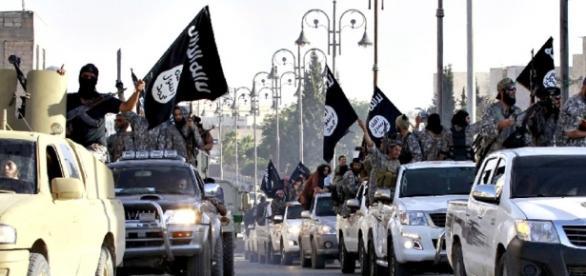 Estado Islâmico usa a internet para comemorar