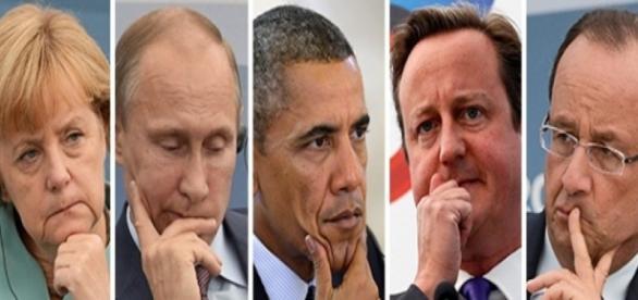 EUA e Europa vão combater ao terrorismo