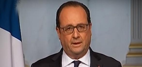 Francoise Hollande, Imágenes tv