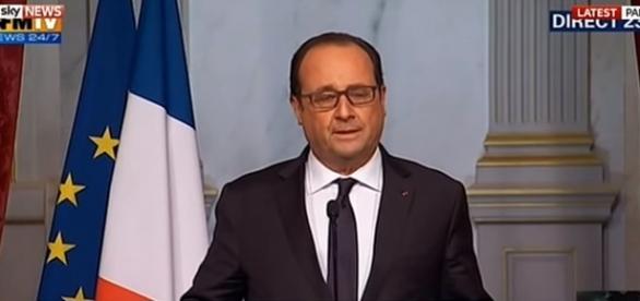 Hollande - będą zdecydowane działania (screen)