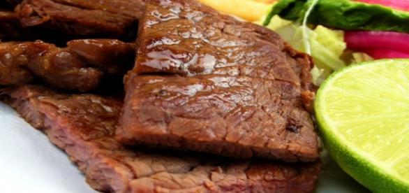 La carne roja y la relación con el cáncer