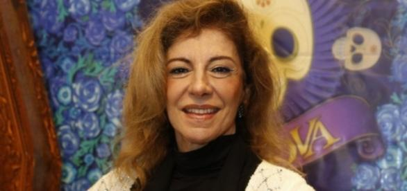 Marília Pêra está com câncer avançado no pulmão