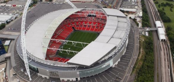 Mecz Anglia - Francja odbędzie się na Wembley