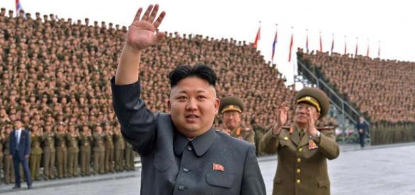 Kim Jong Un é o líder da Coreia do Norte